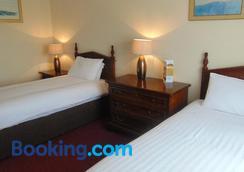 哈罗盖特山旅馆 - 达灵顿 - 睡房