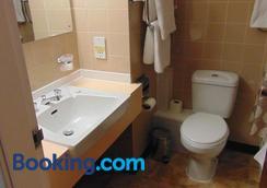 哈罗盖特山旅馆 - 达灵顿 - 浴室