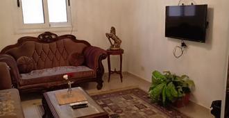 阿戈萨舒适公寓酒店 - 吉萨 - 阿戈扎 - 吉萨 - 客厅