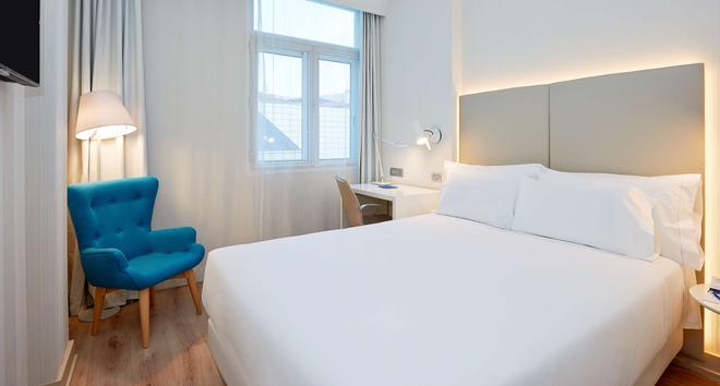 新罕布什尔州德乌斯托酒店 - 毕尔巴鄂 - 睡房