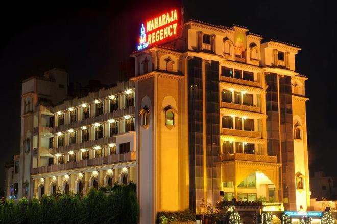 玛哈拉杰丽晶酒店 - 卢迪亚纳 - 建筑