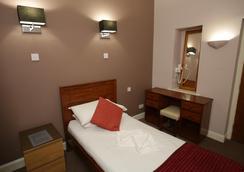 默钱特城市酒店 - 格拉斯哥 - 睡房