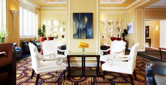 摩纳哥盐湖城金普顿酒店 - 盐湖城 - 客厅