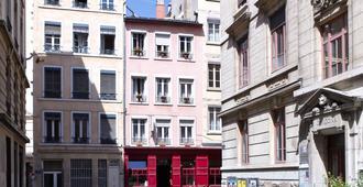 圣文森特酒店 - 里昂 - 户外景观
