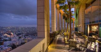里安曼皇家酒店 - 安曼 - 阳台