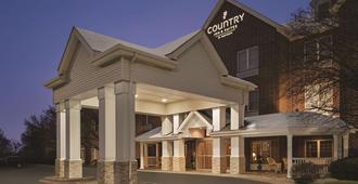 伊利诺伊州绍姆堡卡尔森江山套房酒店 - 绍姆堡 - 建筑