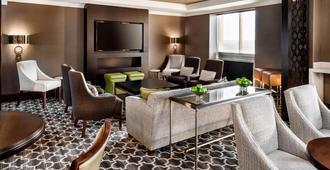 多伦多机场喜来登会议中心酒店 - 多伦多 - 休息厅
