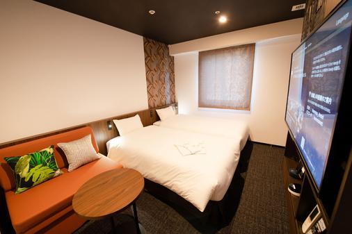 海茵娜酒店东京赤坂 - 东京 - 睡房