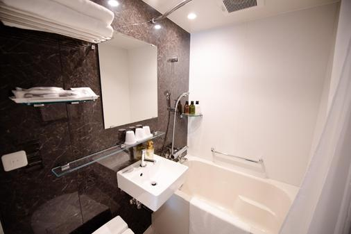 海茵娜酒店东京赤坂 - 东京 - 浴室