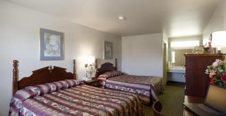 马斯科吉美国最有价值旅馆 - 马斯科吉 - 睡房
