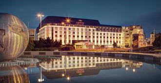布拉迪斯拉发皇冠假日酒店 - 布拉迪斯拉发 - 建筑
