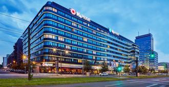 柏林亚历山大广场华美达酒店 - 柏林 - 建筑