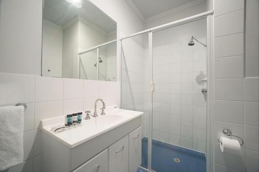 富兰克林中央公寓酒店 - 阿德莱德 - 浴室