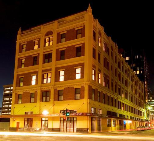 富兰克林中央公寓酒店 - 阿德莱德 - 建筑