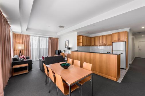 富兰克林中央公寓酒店 - 阿德莱德 - 餐厅
