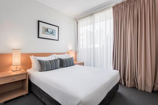 富兰克林中央公寓酒店 - 阿德莱德 - 睡房