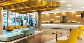 Nh杜塞多夫北城酒店 - 杜塞尔多夫 - 大厅