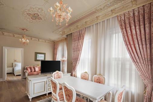 阿兹亚德酒店 - 伊斯坦布尔 - 餐厅