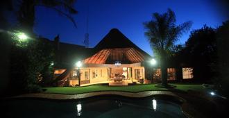 安丹堤小屋 - 比勒陀利亚 - 游泳池