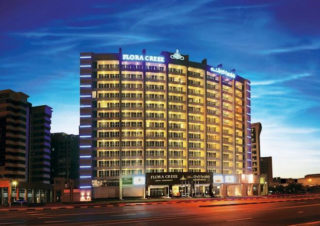 弗洛拉河豪华酒店式公寓 - 迪拜 - 建筑