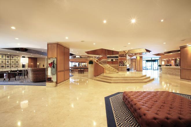 总统星际酒店 - 热那亚 - 大厅