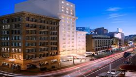 泰姬陵坎普顿广场酒店 - 旧金山 - 建筑