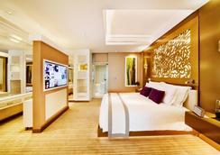 巴林水疗酒店 - 麦纳麦 - 睡房