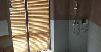 捡人国际青旅 - 上海 - 浴室