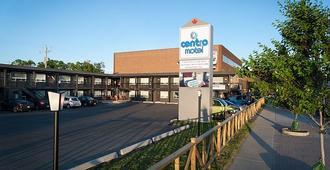 森特罗汽车旅馆 - 卡尔加里 - 建筑