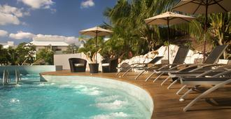 Sandos Caracol Eco Resort - Select Club - All Incl - 卡门海滩 - 游泳池