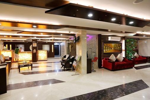 蓝宝石机场酒店 - 新德里 - 大厅