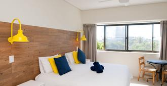 普利特海滨旅馆 - 普利登堡湾 - 睡房