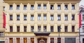 大华广场酒店 - 布拉格 - 建筑