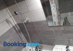 康福特酒店 - 贝济耶 - 浴室