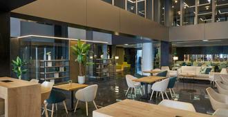 萨拉戈萨中心文奇酒店 - 萨拉戈萨 - 餐馆