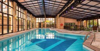 圣保罗皮涅罗斯美居酒店 - 圣保罗 - 游泳池