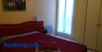 卡米尔酒店 - 圣马迪拉莫 - 睡房