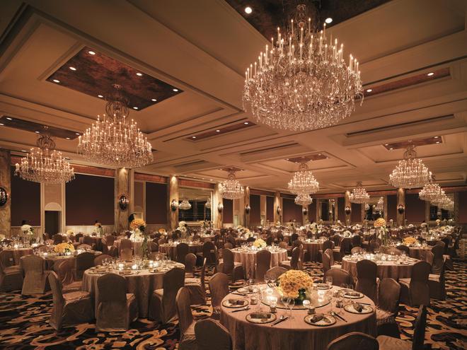 上海浦东香格里拉大酒店 - 上海 - 宴会厅