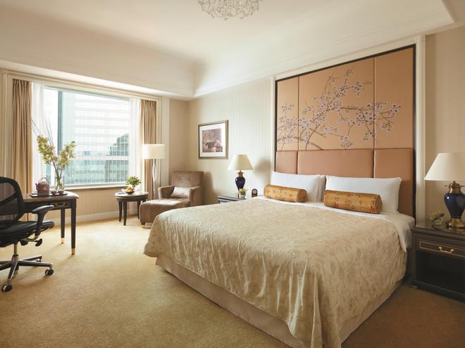 上海浦东香格里拉大酒店 - 上海 - 睡房
