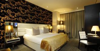 烏姆赫蘭加海岸會議中心飯店 - 乌姆兰加 - 睡房