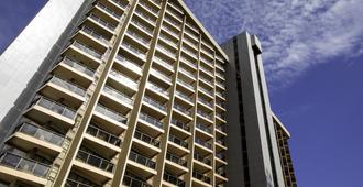 库比契克广场酒店 - 巴西利亚 - 建筑