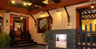卡萨曼达精品酒店 - 加德满都 - 建筑