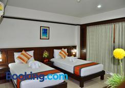 第一住所酒店 - 苏梅岛 - 睡房