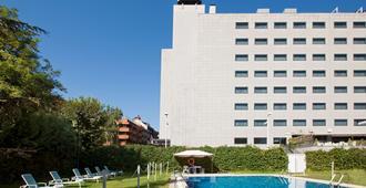 马德里本塔斯nh酒店 - 马德里 - 建筑