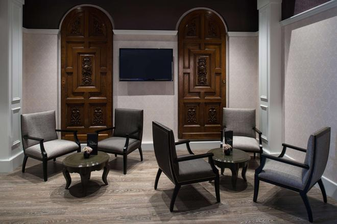 加泰罗尼亚格拉西亚帕赛格酒店 - 巴塞罗那 - 休息厅