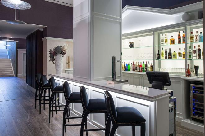 加泰罗尼亚格拉西亚帕赛格酒店 - 巴塞罗那 - 酒吧