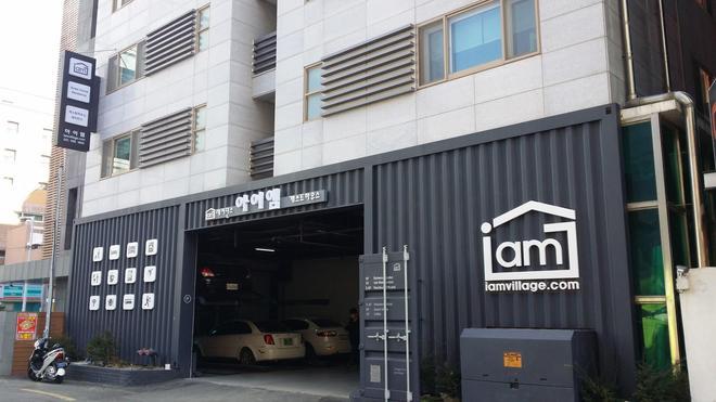 伊姆住宿饭店 - 釜山 - 建筑