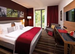 弗尔克林根萨尔布吕肯莱昂纳多酒店 - 弗尔克林根 - 睡房