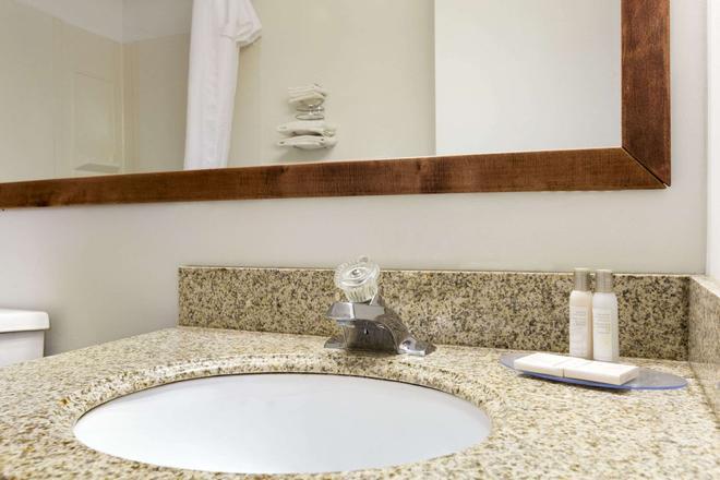 世福特小屋萨斯卡通酒店 - 萨斯卡通 - 浴室