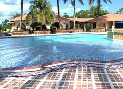 坎帕纳里奥卡佩斯瑞酒店 - 比亚维森西奥 - 游泳池
